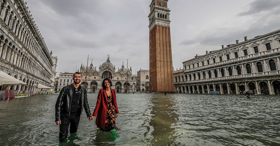 How Social Media Can Source Maps for Venice Flooding and Other Natural Disasters